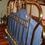 blog brass bed after
